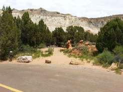 Kodachrome Basin State Park: Basin Campground