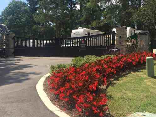 Majestic Pines Rv Resort Willis Texas Rv Park