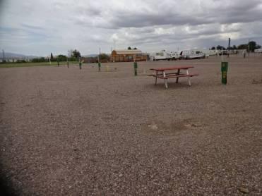 A Deming Roadrunner RV Park