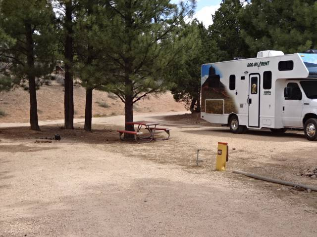 Ruby S Inn Campground And Rv Park Bryce Utah Rv Park
