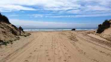 Oceano Campground At Pismo State Beach Oceano California