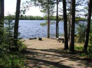 Fall Lake Campground