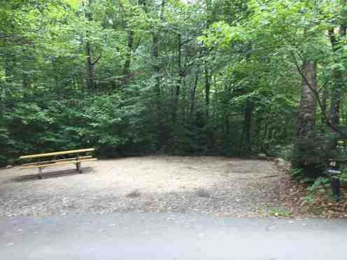 Lafayette Place Campground
