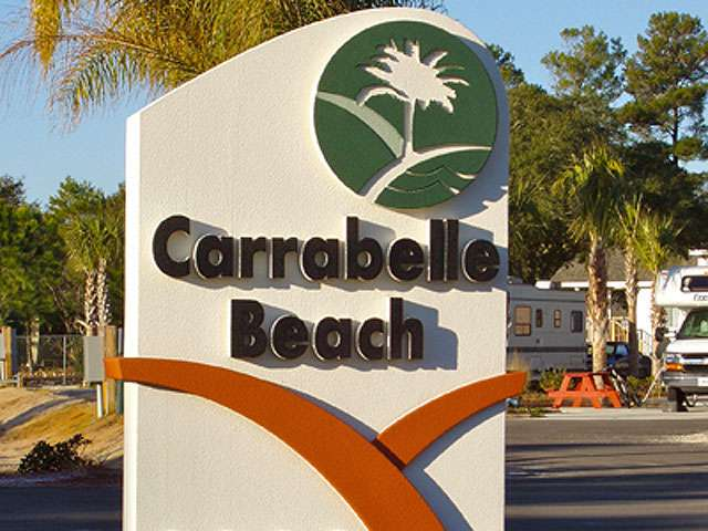 Carrabelle Beach RV Park