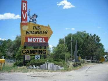 Wrangler Ranch and Motel