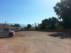 Tri-County Fairgrounds Bishop RV Park