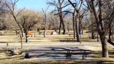 Green River State Park Campground