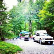 Moose Hillock Camping Resort