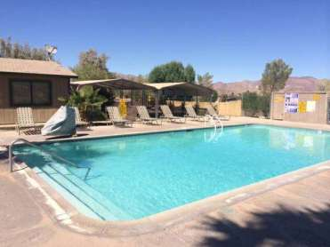 Barstow Calico KOA Campground