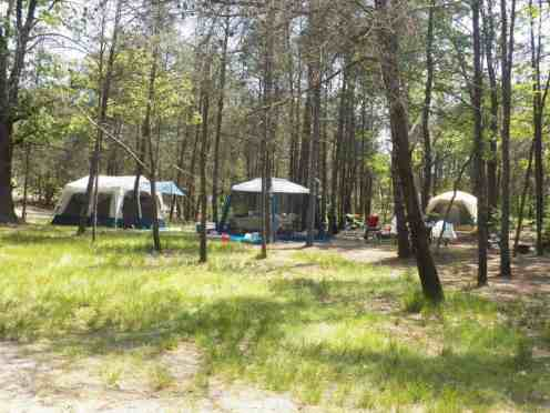 Dune Lake Campground