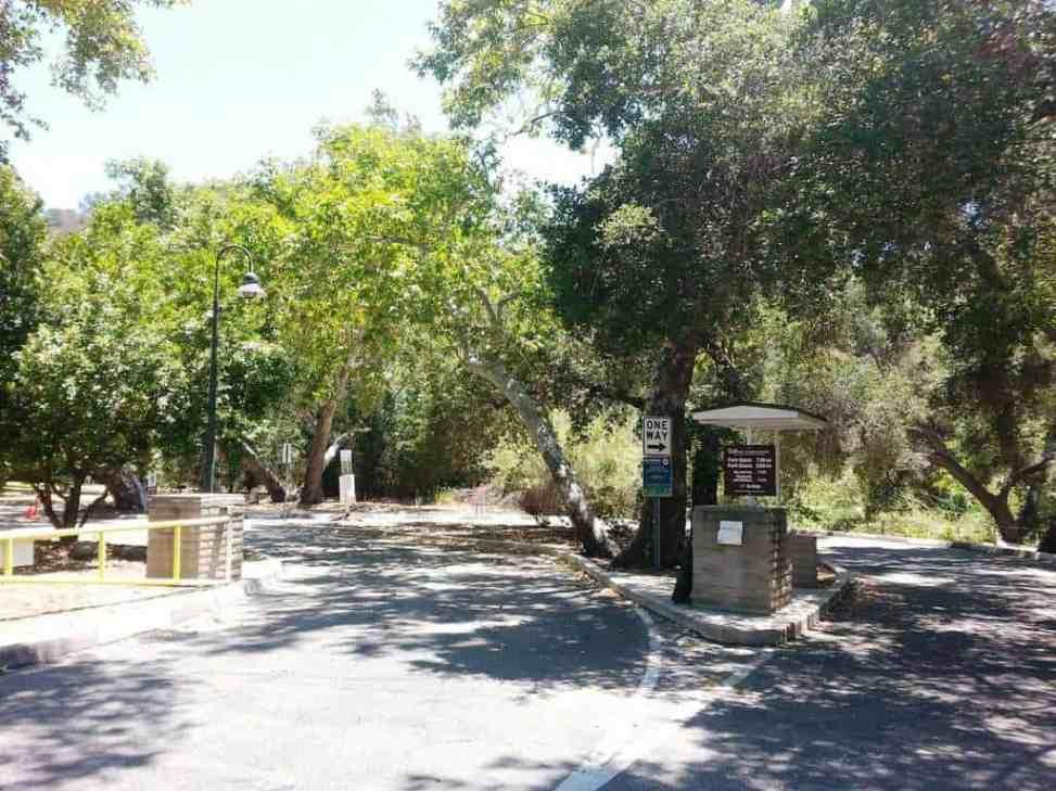 Camp Comfort Campground Ojai, California   RV Park