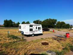 Lewis & Clark County Fairgrounds Campground