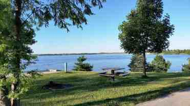 Branched Oak State Recreation Area Campground