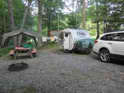 Little Beaver State Park Campground