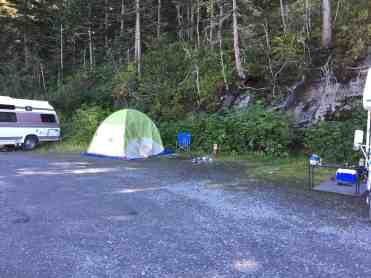 Allision Point Campground