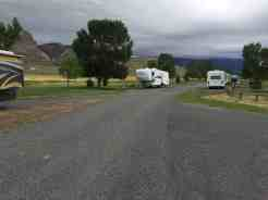 Buffalo Bill State Park North Fork Campground