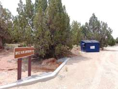Kodachrome Basin State Park: Bryce View Campground