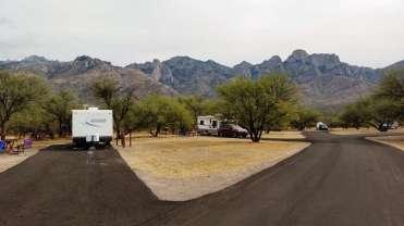 Catalina State Park Campground