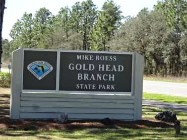 Mike Roess Gold Head Branch State Park