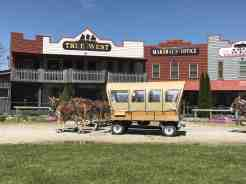 True West Campground, Stables and Mercantile and West Glam Frontier