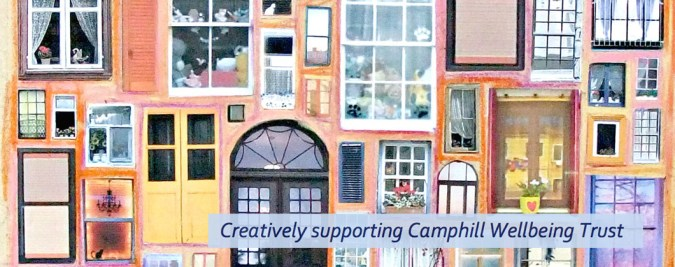 creatively supporting the Camphill Wellbeing Trust