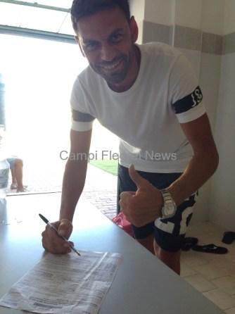 Giovanni Esposito - firma