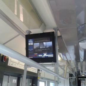 nuovi treni della Cumana 4