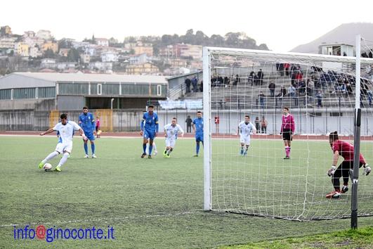 Quarto, D'Auria ed Esposito stendono il San Giorgio