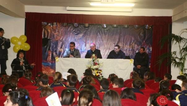 Il vescovo di Pozzuoli in visita ai fedeli di Quarto