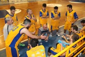 Virtus Pozzuoli Basket - time out