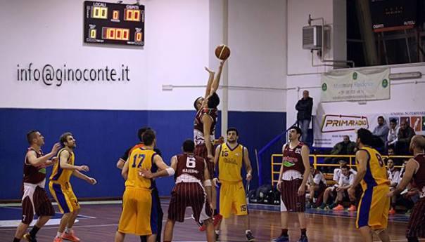 Virtus Pozzuoli Basket, contro il Nardò andrà fino in fondo e poi si vedrà