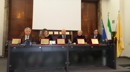 """""""E' per tutti Natale"""", premiati i partecipanti alla presenza del cardinale Sepe"""