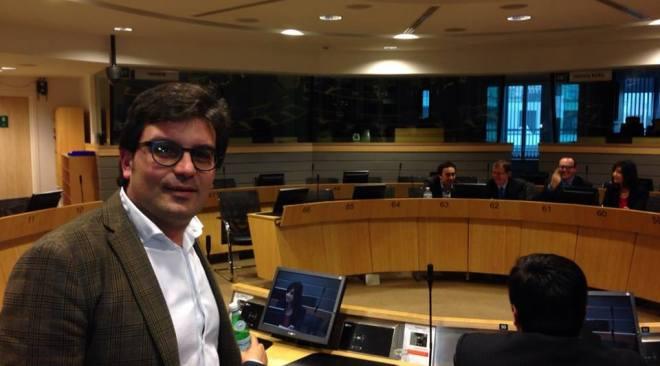 Comune di Pozzuoli, il consigliere Della Corte a Bruxelles per i fondi europei