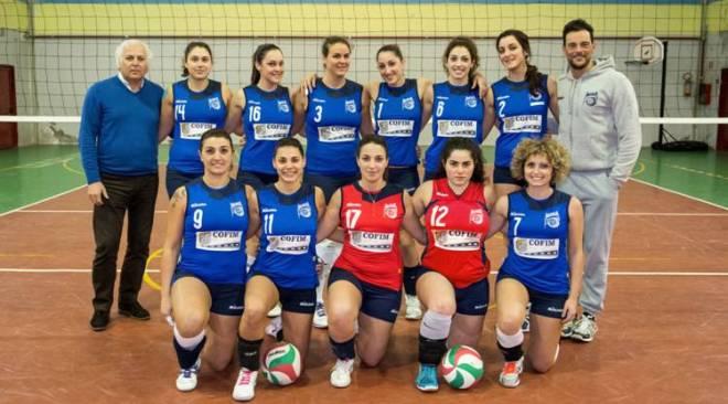"""Pallavolo Pozzuoli c'è l'ostica Nemesi Stabia, Di Pierno: """"Vogliamo centrare la 13° vittoria"""""""