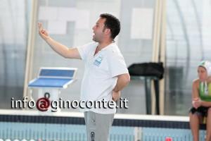 Fabrizio Rossi, coach del Flegreo