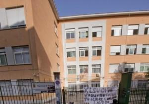 Il Plesso Immacolata di via Carlo Rosini a Pozzuoli