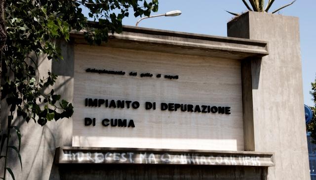 POZZUOLI/ Tentato furto al depuratore di Cuma, arrestato un 47enne|IL NOME