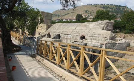 Anfiteatro e Stadio Antonino Pio aperti per le giornate FAI