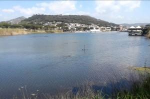 Il lago Lucrino