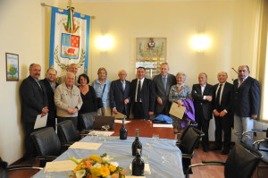 Bacoli - albo d'oro dei sindaci di Bacoli (1)