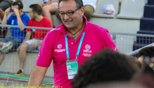 L'arbitro puteolano Gomez unico fischietto tricolore alle World League di pallanuoto a Dubai!