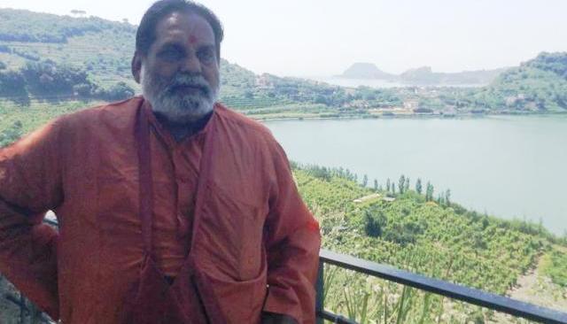 Profumo d'Oriente con Shri Ramesh Ji Maharaj
