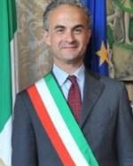 Il sindaco Pio Del Gaudio
