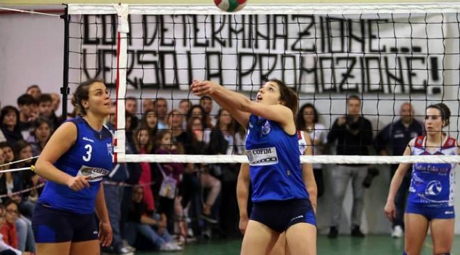 Pallavolo Pozzuoli, exploit ad Arzano e passaggio in Coppa!