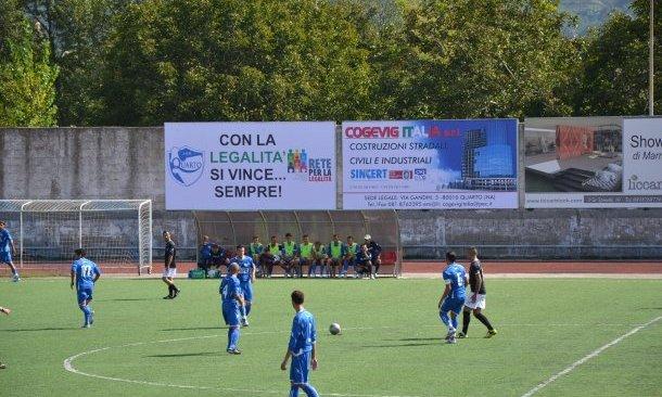 Quarto Calcio, ultimo quarto d'ora fatale. Al Giarrusso vince il S.M. Trotti degli ex D'Auria e Tucci