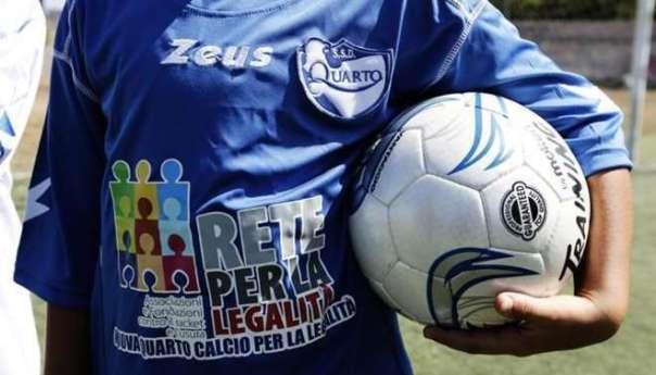 Lunedì 29 il viceministro dell'interno Bubbico in visita alla Nuova Quarto Calcio per la Legalità