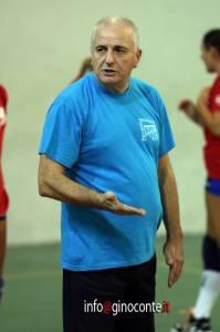Il coach puteolano Maggipinto