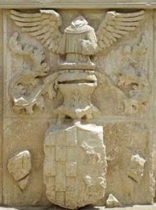 Lo stemma di don Pedro de Toledo