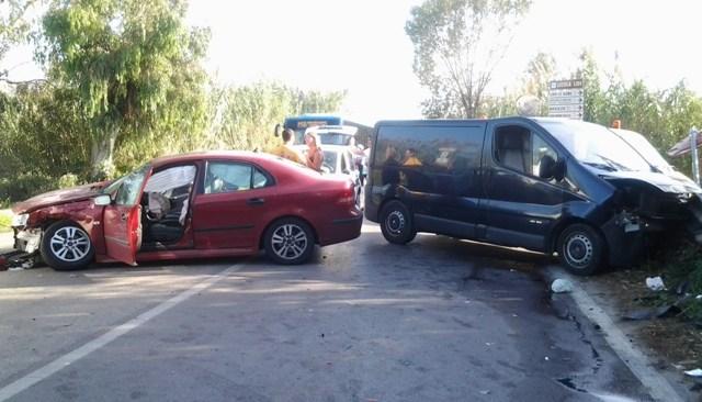 Licola, ancora un incidente stradale
