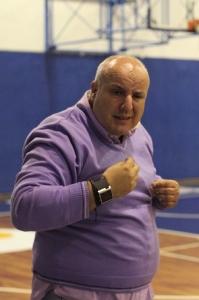 Rosario Costantino, coach del Flavio Pozzuoli in Promozione